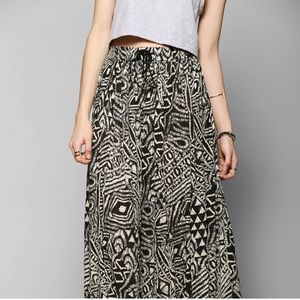 Band of Gypsies Maxi Skirt
